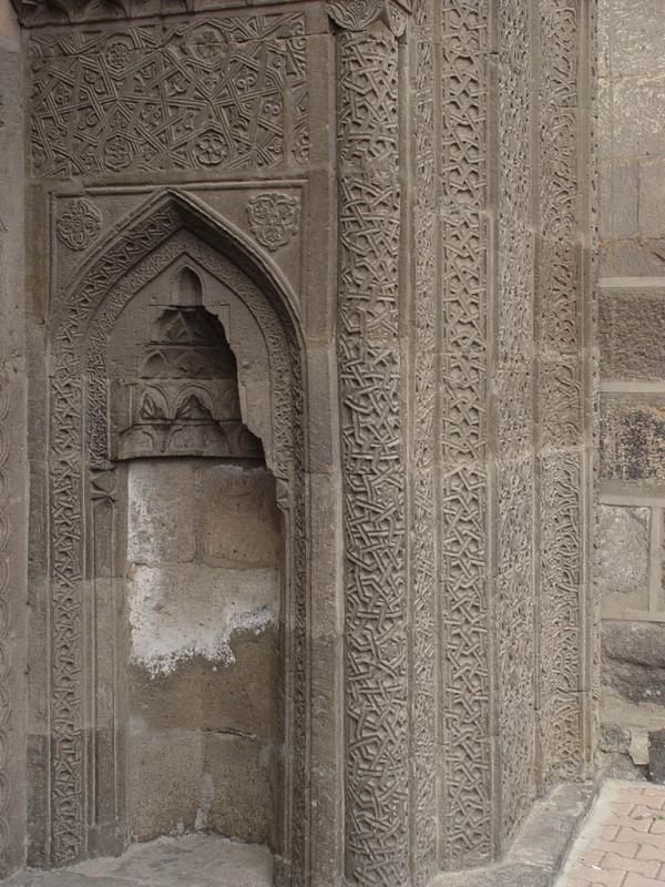 Kayseri Hacı kılıc Mosque complex 2444
