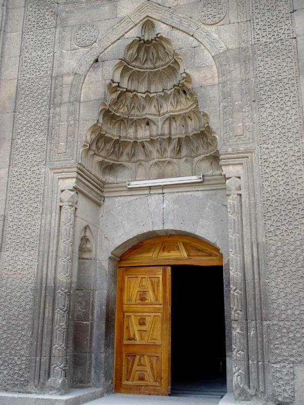 Kayseri Hunat Mosque Complex 2537