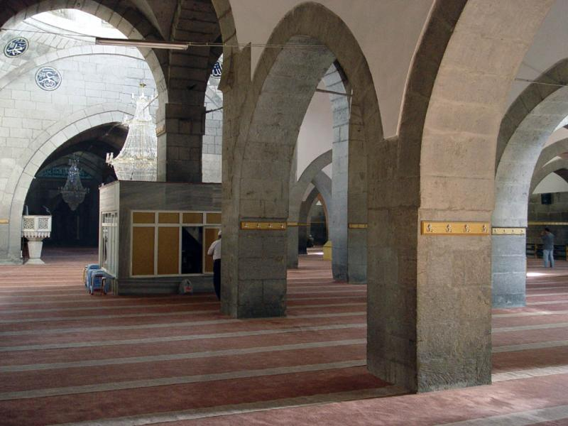 Kayseri Hunat Mosque Complex 2539