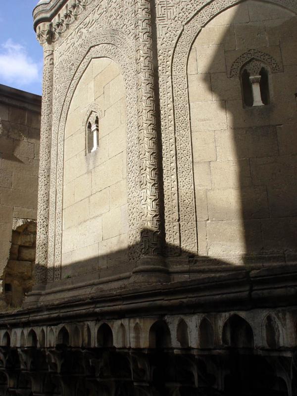 Kayseri Hunat Mosque Complex 2541