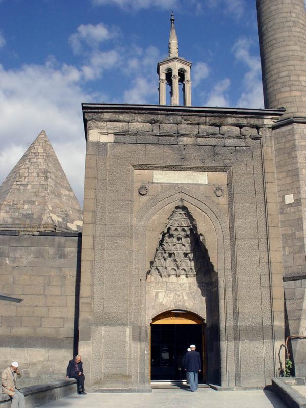 Kayseri Hunat Mosque Complex 2542
