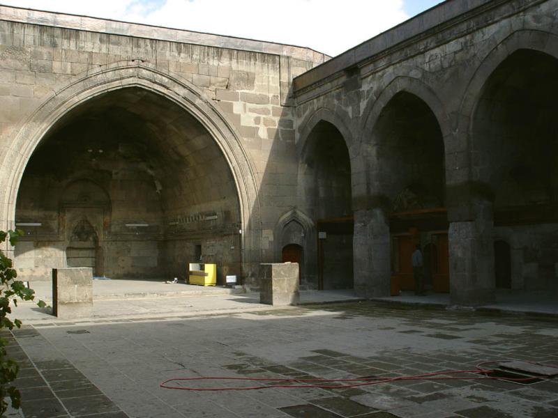 Kayseri Hunat Mosque Complex 2545