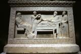 Satrap Sarcophagus banquet side