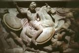 Alexander Sarcophagus battle detail