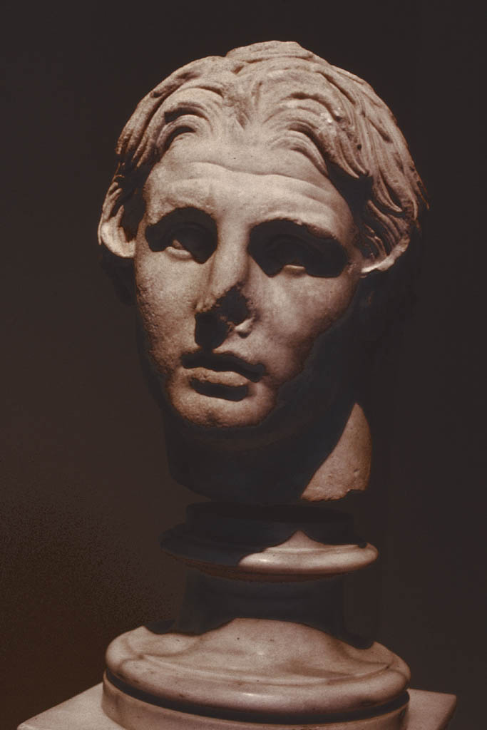 Alexander the Great first half second c BC