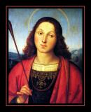 Saint Sebastien (1501) par RAFAËL