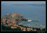 ...of Calvi bay...