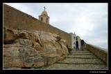 Climbing up to N.D de la Serra...