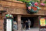 Rain Forest Cafe's Entrance