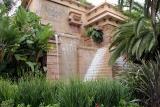 Rainforest Cafe's Waterfall
