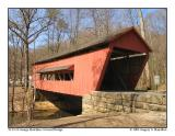 George Hutchins Covered Bridge