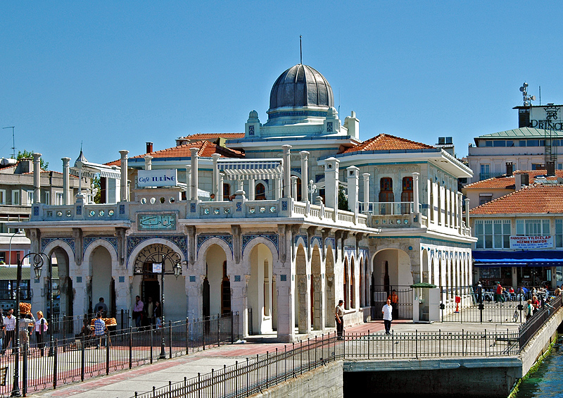Büyükada ferry terminal