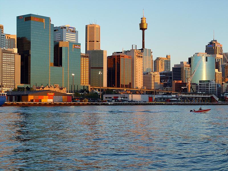 Sydney: Centrepoint