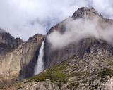 Upper Yosemite Falls & Yosemite Point