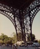 Eiffel Tower Leg 01