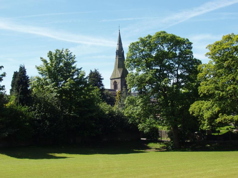 Frosterley Church.
