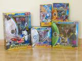 Galaxy Force Collection as of 28th April '05