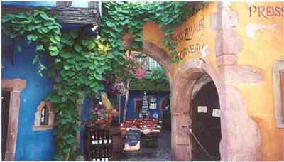 Cafe Riquewhir