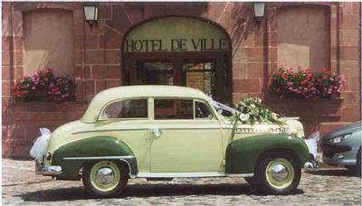 Weddingmobile