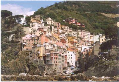Crazy Vertical Village
