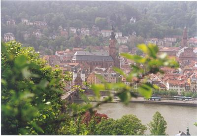 Over Heidelberg