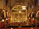 Corpus Christi RC Church,  189 Clark St. Buffalo, NY