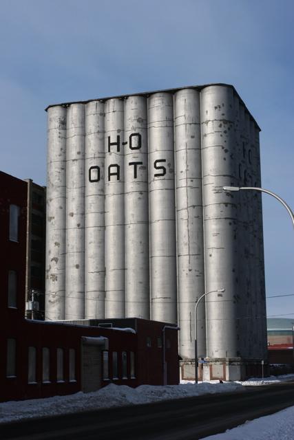 H-O Oats