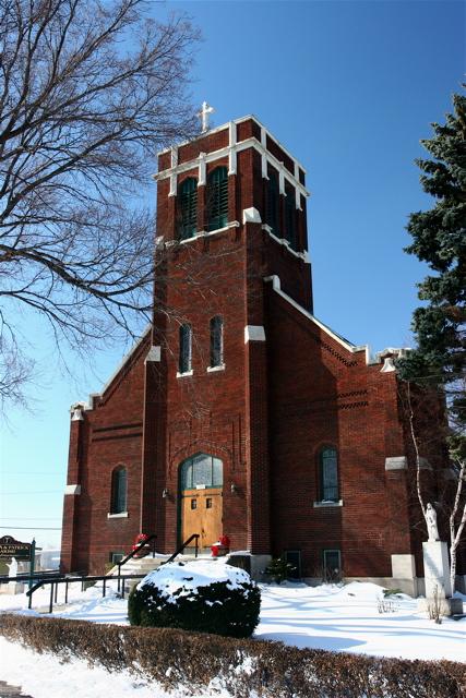SS.Rita & Patrick RC Church