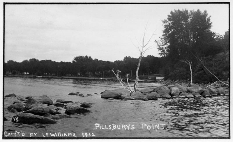 Pillsbury Point 1912