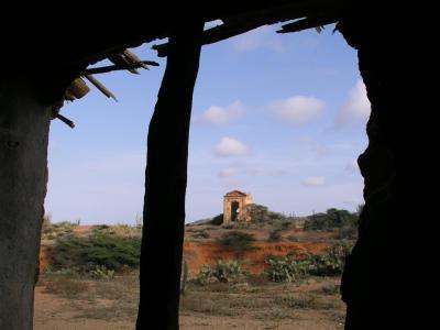 Península de Paraguaná, Vista de Ruinas de Casa de Juan Crisostomo Falcón, Edo Falcón