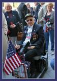Handicapped Vet Gets Political