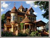 Tunkhannock Storybook Mansion - The First Visit