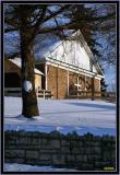 Church On A Snowy Hill