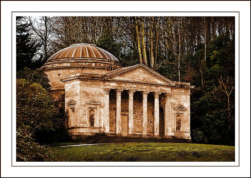 The Pantheon ~ Stourhead