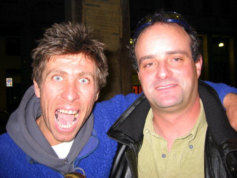 Chicco e Piero.jpg   2002
