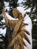 The Snow Shawl
