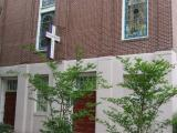 Africian Baptist Church  http://www.pbs.org/wgbh/aia/part2/2p30.html