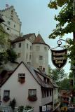 In Meersburg, on the way to the ferry