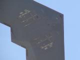 Stealth B-2 underside
