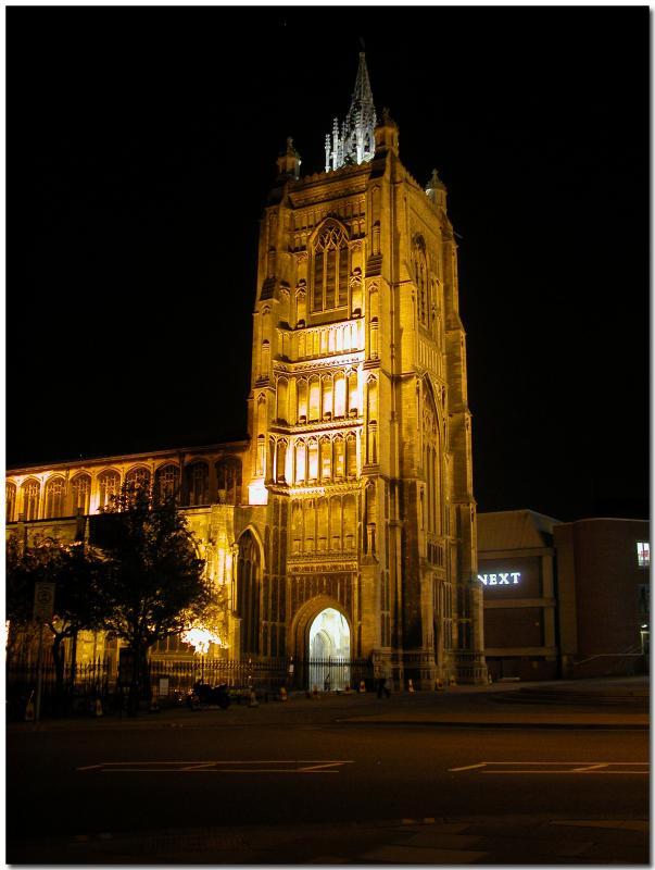 St Peter Mancroft Church