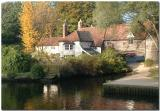 Pulls Ferry in the Autumn