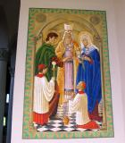 DeWit painting of marriage of Joseph and Mary