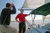 Chesapeake Bay Sailing:  Aboard Orion