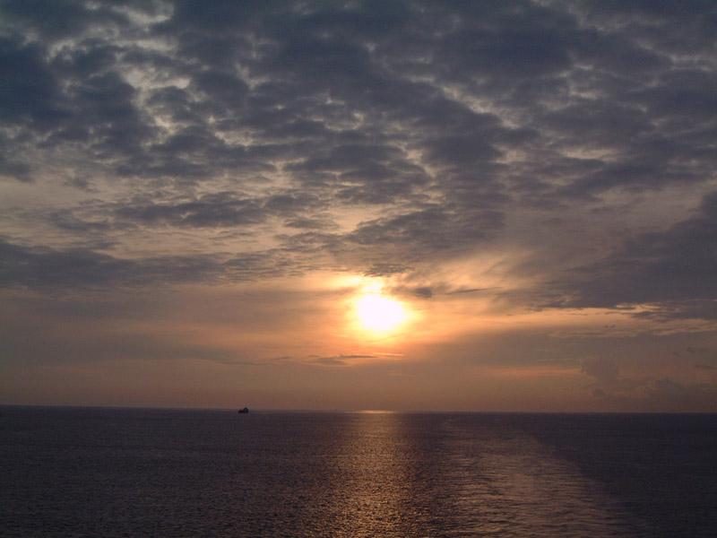 Sunset/Sunrise 2