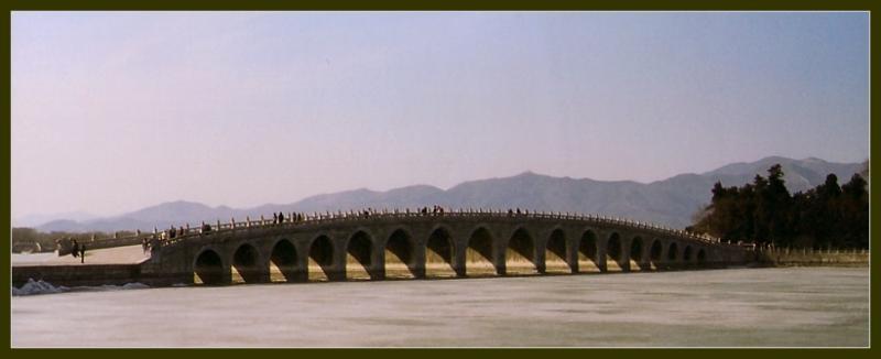 17-Arch bridge @Summer Palace