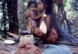 Batak mother and child #3