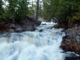 Duchesnay Falls 3 North Bay