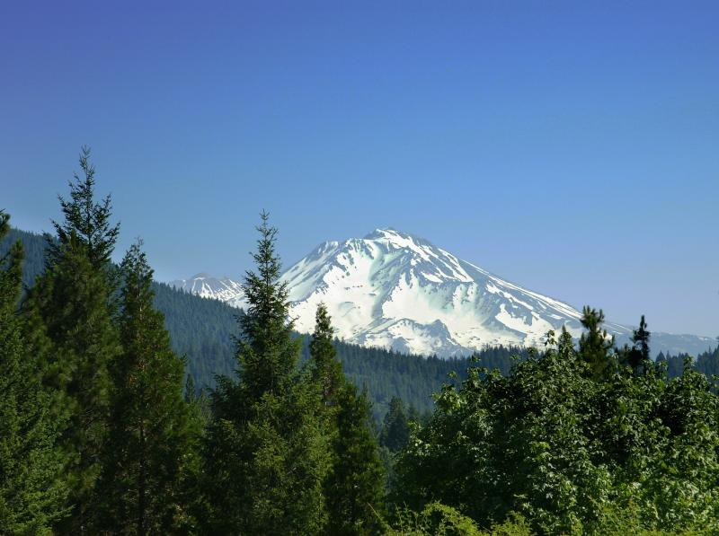 Mt. Shasta from the South