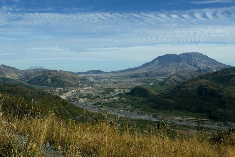 Mt. St. Helens/Mt. Adams and Valley Rift