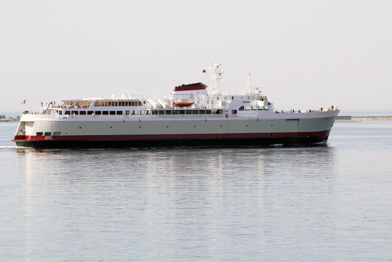 The Victoria Ferry